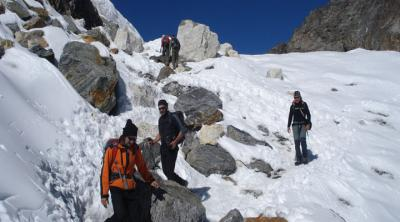 Gokyo to Mt. Everest Base Camp Trek