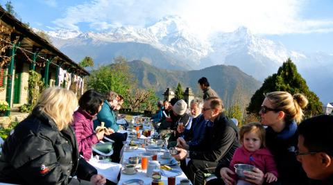 Winter Holidays in Nepal